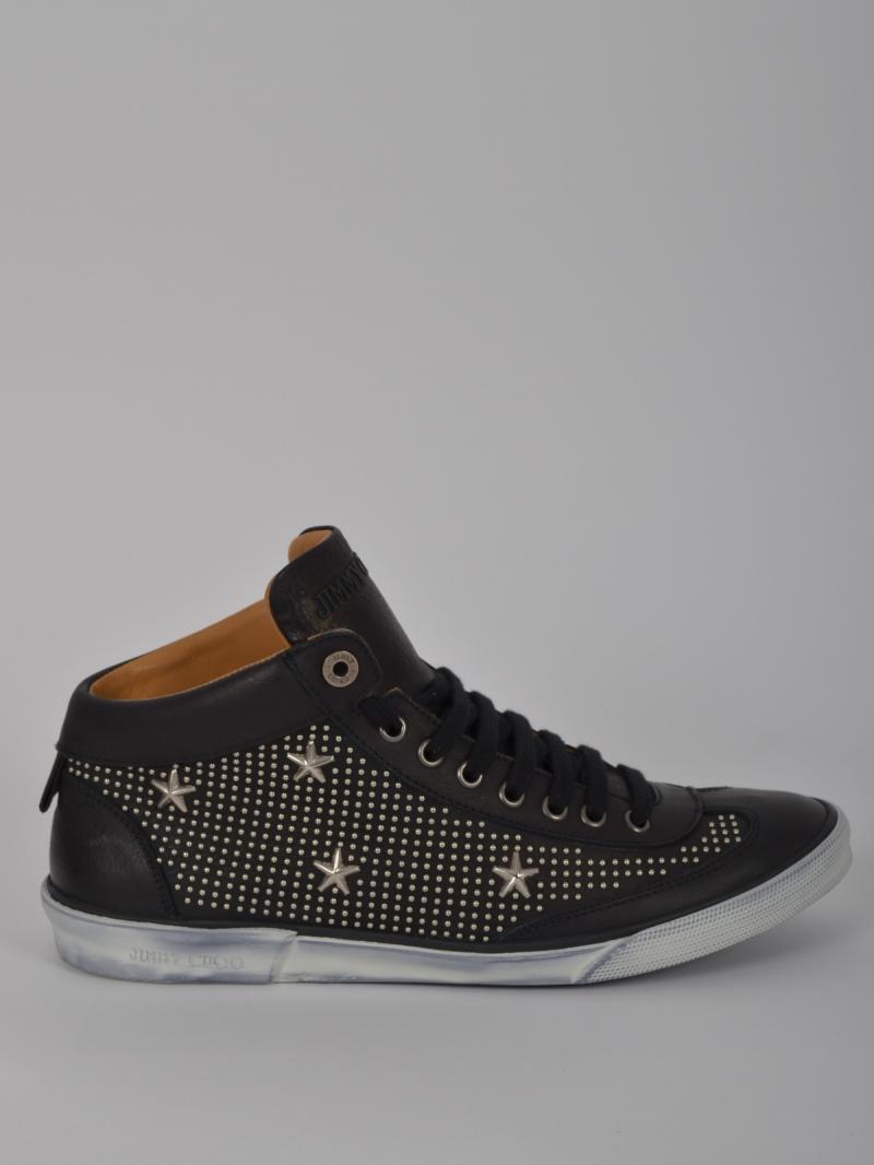 JYMMY CHOO Varley Stars' sneakers
