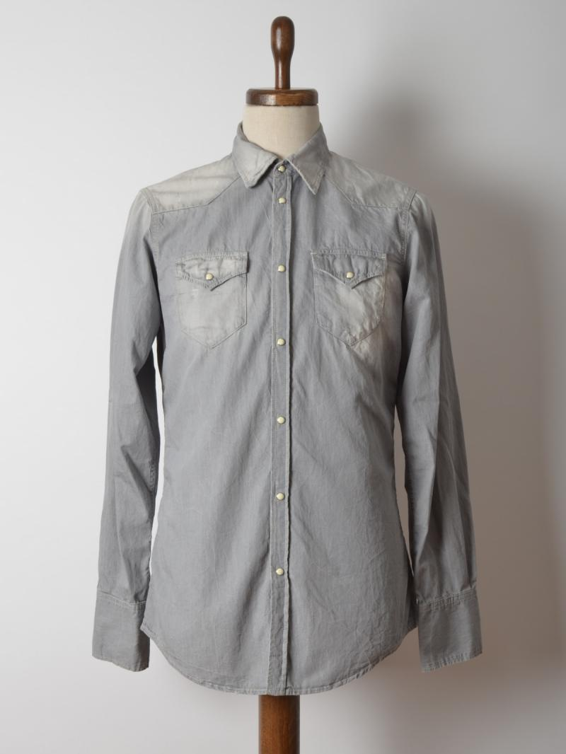 DSQUARED2  COTON SHIRT DENIM JEANS