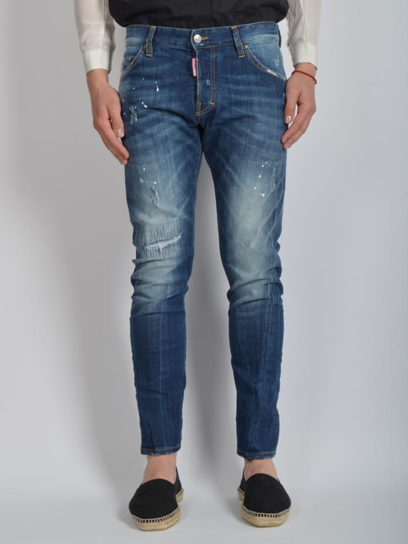 Mb jeans - Blue Dsquared2 Outlet Footlocker Finishline Cheap Sast View Sale Online Discount Outlet Locations TqBhQ