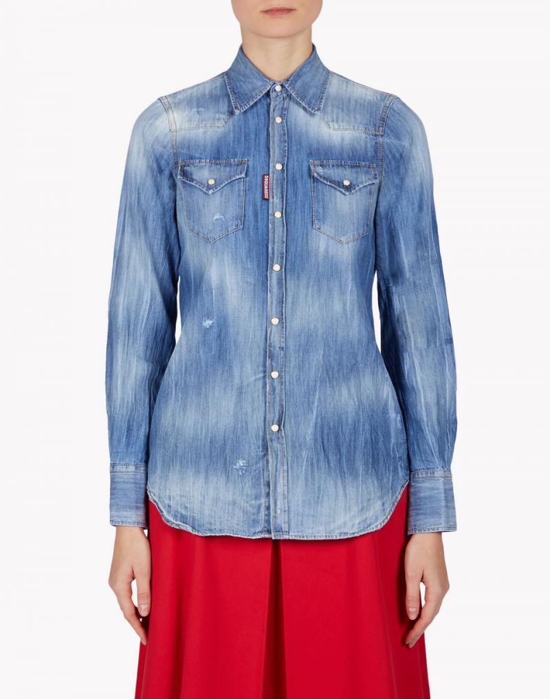 WOMEN SHIRTS DSQUARED2 S75DL0400