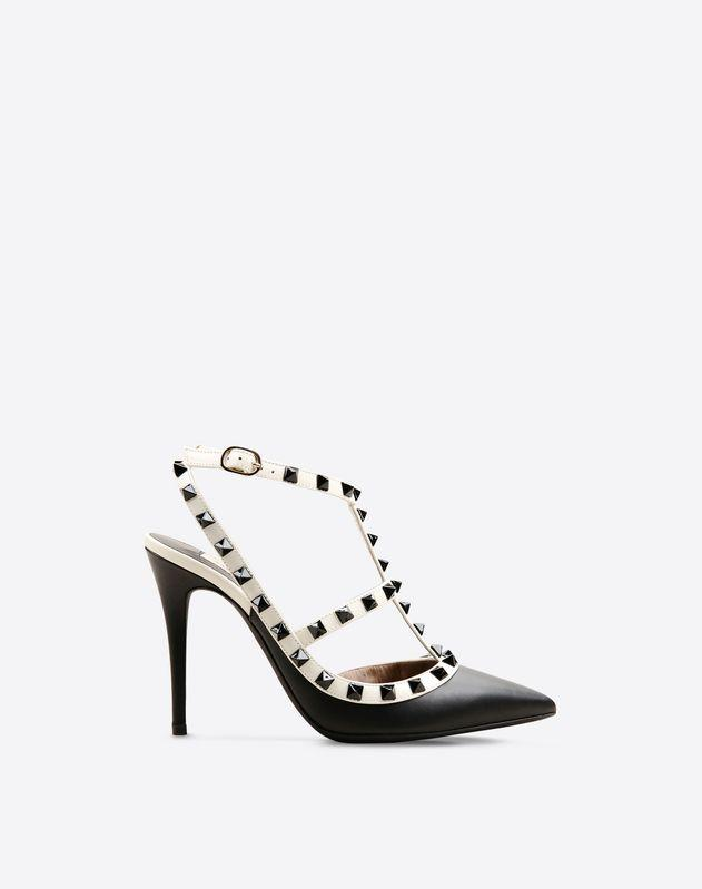 VALENTINO  Rockstud Ankle strap