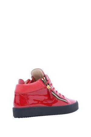 GIUSEPPE ZANOTTI Kris mid-top sneakers