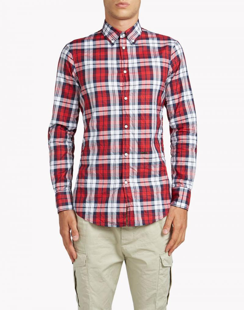 DSQUARED2 Classic Button Down Shirt