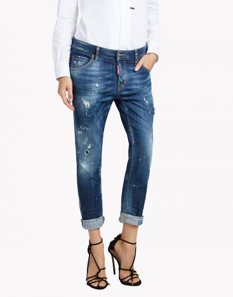 From elegant slim fit jeans to edgy distressed and frayed hem ones, discover the latest cool jeans trends for Fall Winter ! Hey beautiful! Jeans are a wardrobe classic. Nothing's more versatile than a good pair of jeans. You can dress them up for a party or down for .