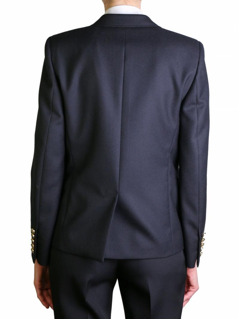 Saint Laurent black jacket