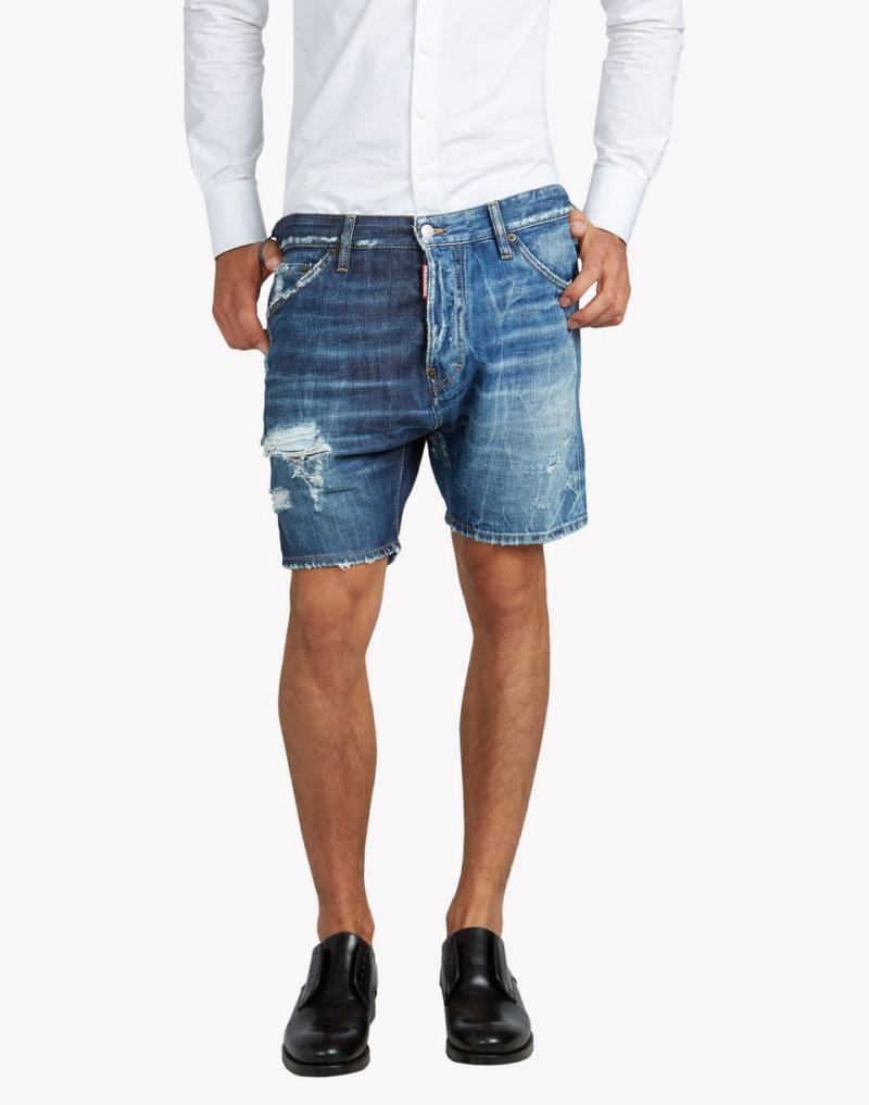 DSQUARED2 SHORTS Square Crotch Shorts