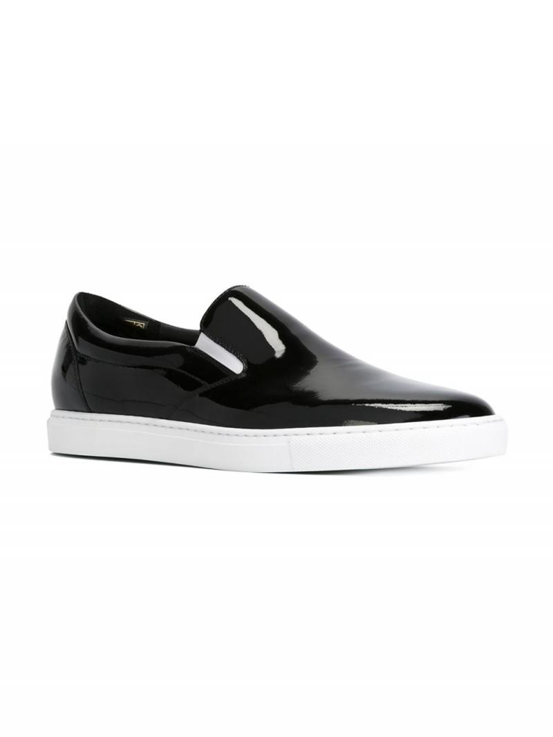 slip-on sneakers - Black Dsquared2 hJM07