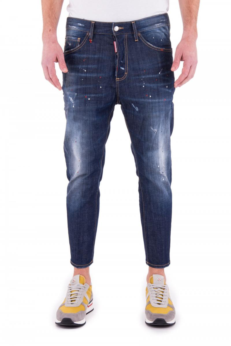 DSQUARED2  JEANS HOCKNEY JEAN