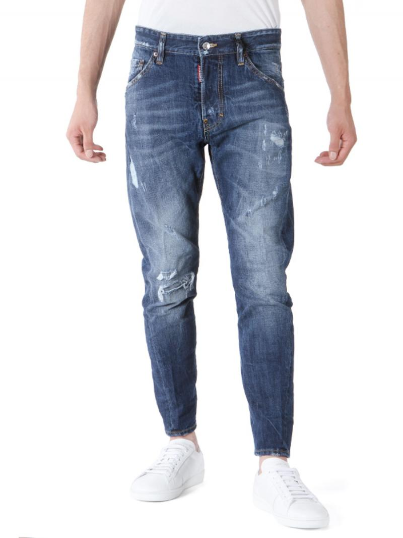 DSQUARED2 JEANS classic kenny twist jean