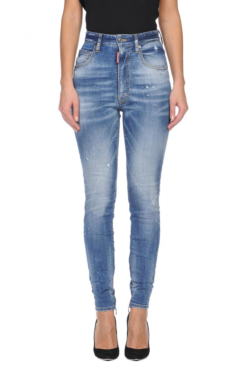 Dsquared2 Jean Twiggy girl skinny fit 6f1KgUP