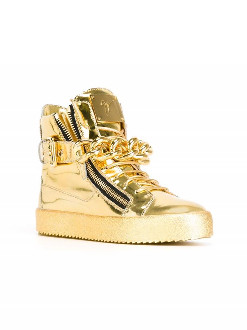ddf780f2be047 Giuseppe Zanotti Design 'Vegas' hi-top sneakers