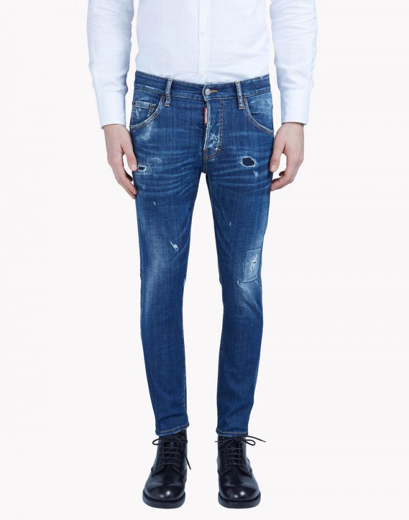 DSQUARED2 JEANS New Fall-Winter 2016 Skater Jean