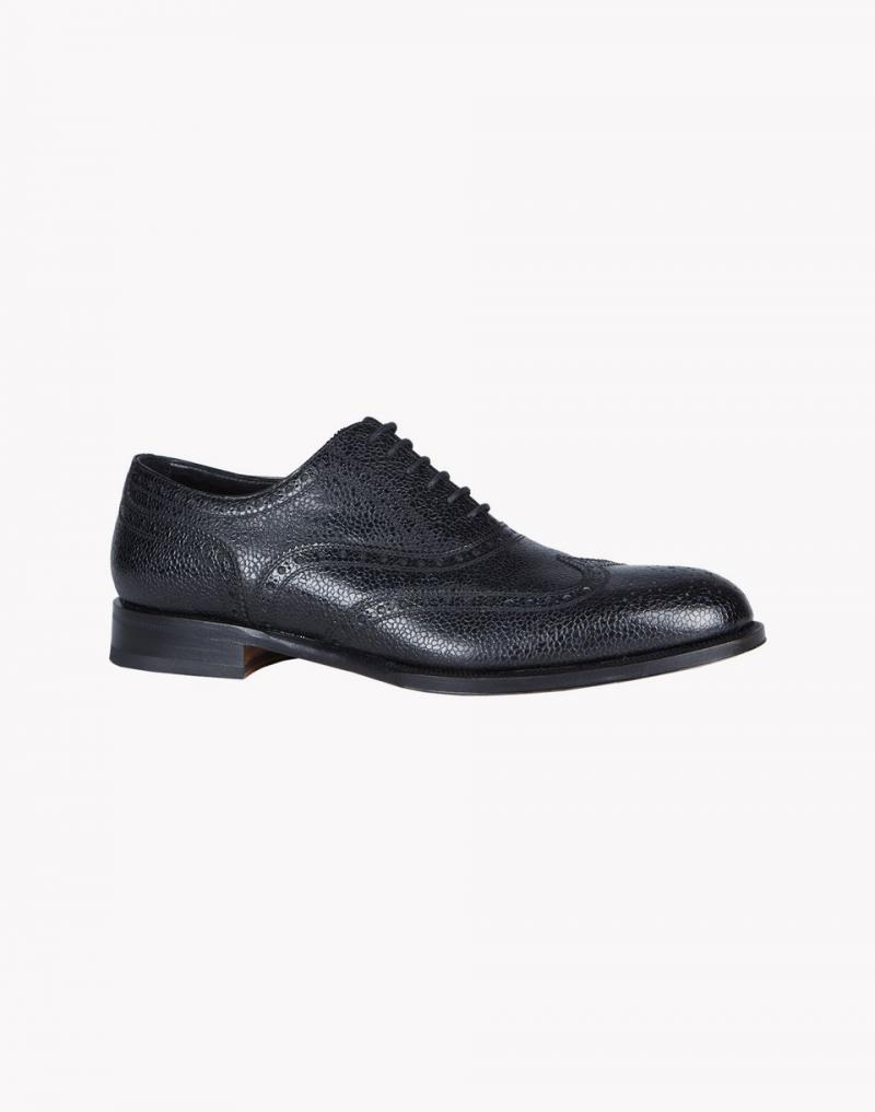 DSQUARED2 LACE-UP  Derby allacciata Chicco di riso Nero