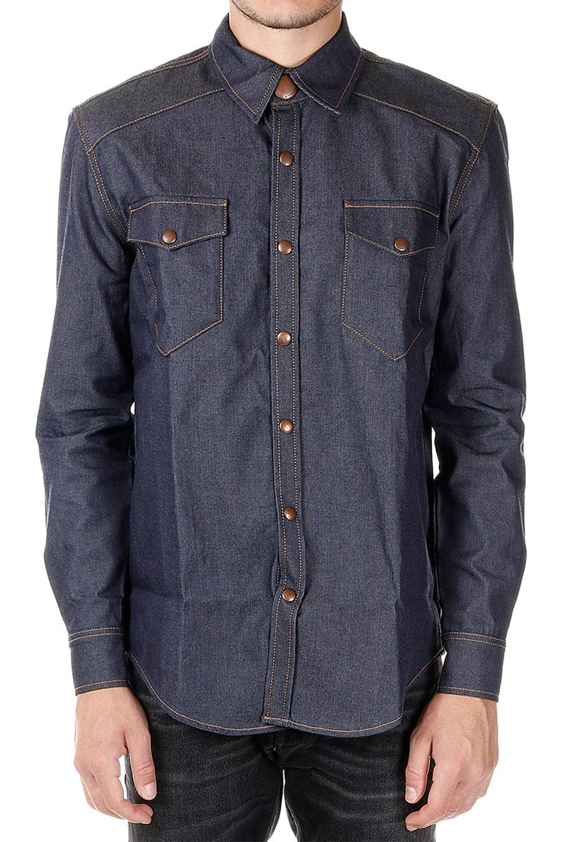 GIVENCHY  Camicia in Denim