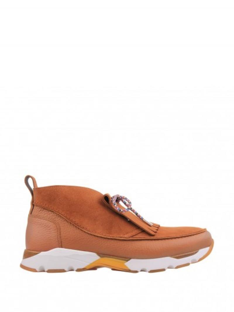 CARVEN neo derby shoes