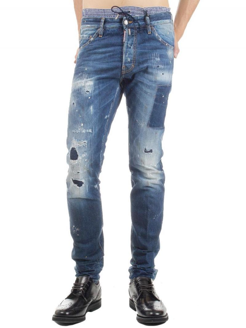 DSQUARED2 JEANS 16.5CM Cool guy jean