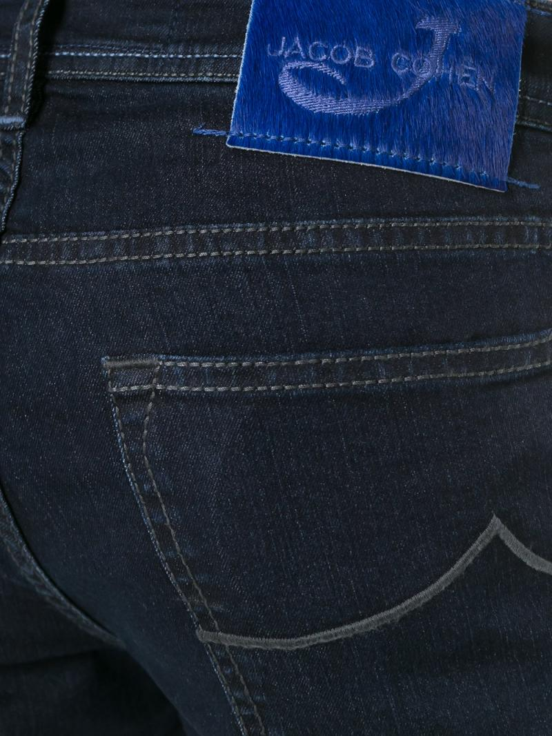 JACOB COHEN HANDMADE TAILORED JEANS
