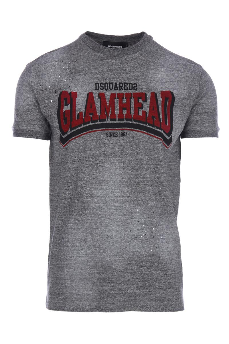DSQUARED2 Glamhead t-shirt
