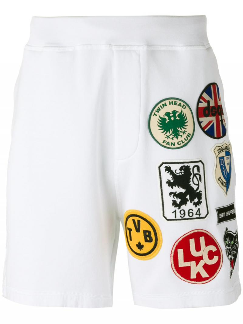 DSQUARED2 track shorts
