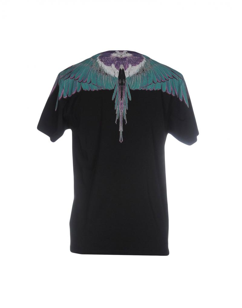 MARCELO BURLON COUNTY OF MILAN ALAS GREEN GREEN WINGS BLACK