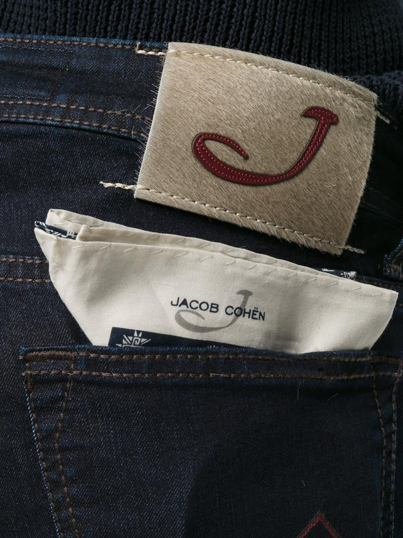 JACOB COHEN straight leg jeans