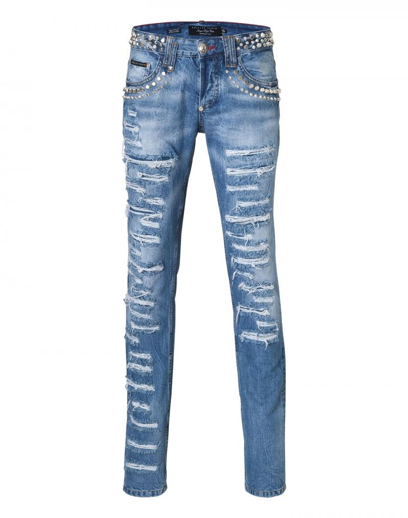 "PHILIPP PLEIN DENIM "" AUDIENCE """