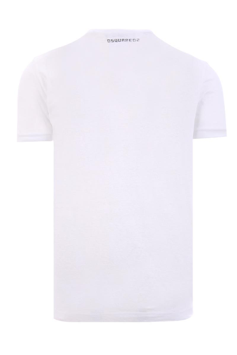 DSQUARED2 Bad Scouts print cotton t-shirt