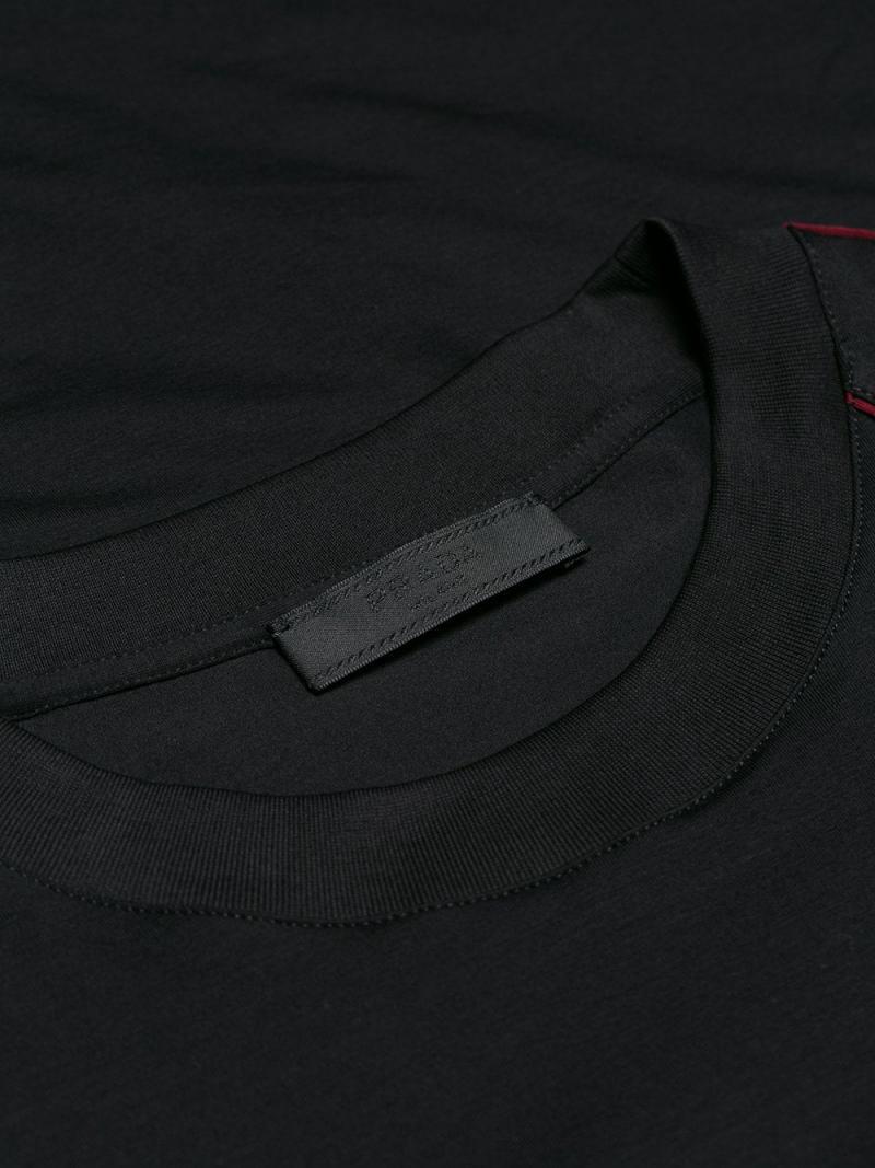 PRADA logo T-shirt