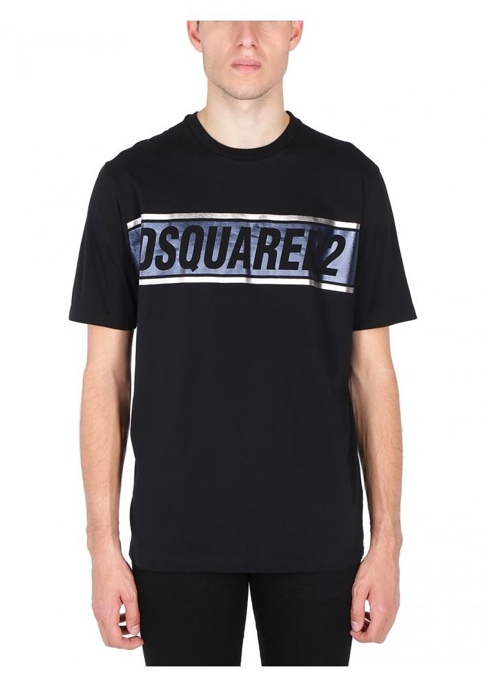 DSQUARED2 LOGO BLUE