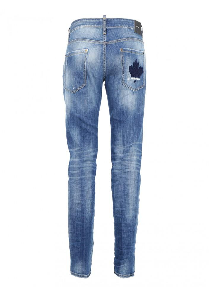 DSQUARED2 DENIM SLIM JEAN