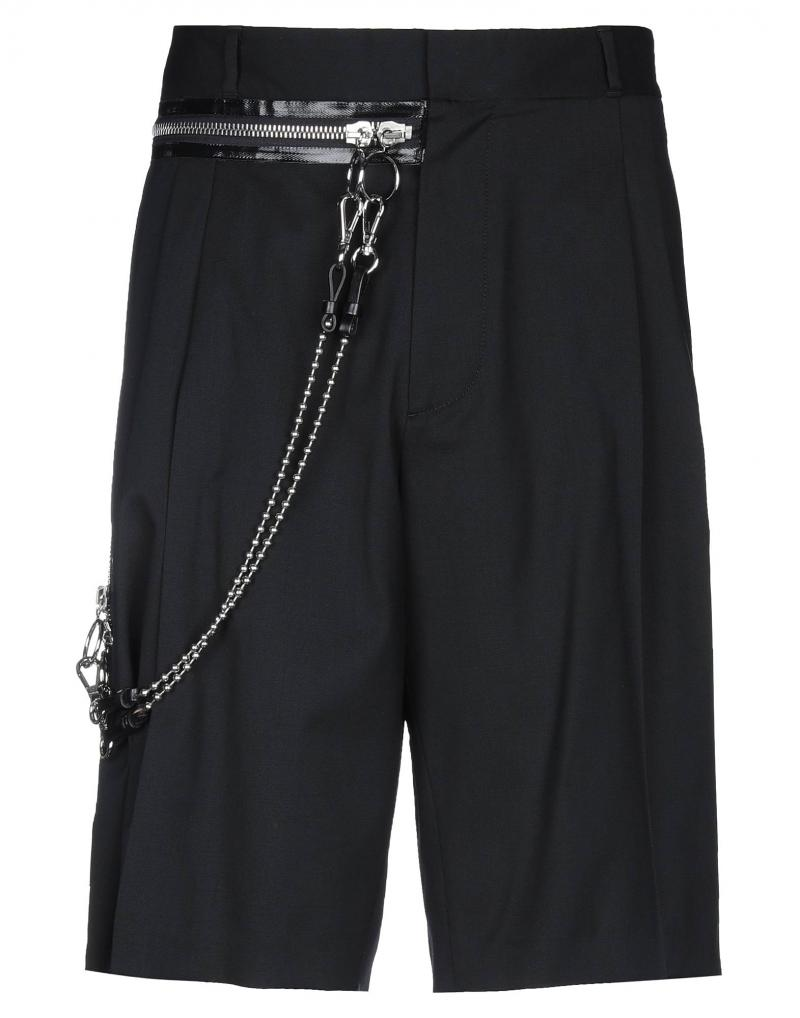DSQUARED2 chain detail shorts