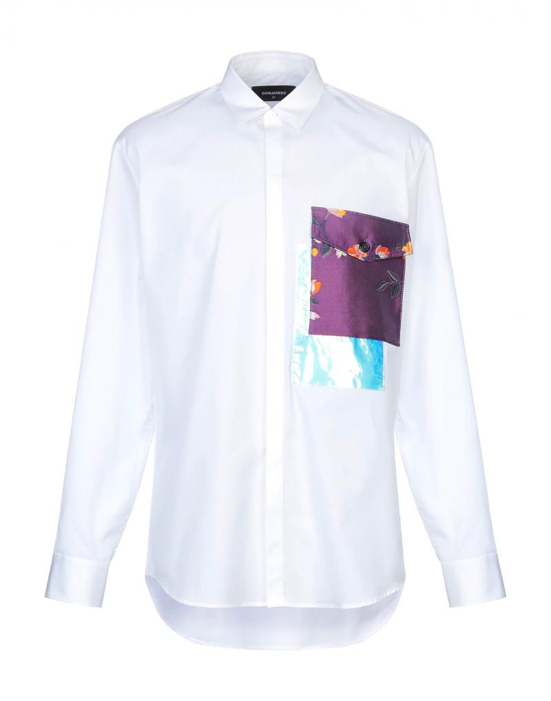 DSQUARED2 color shirts